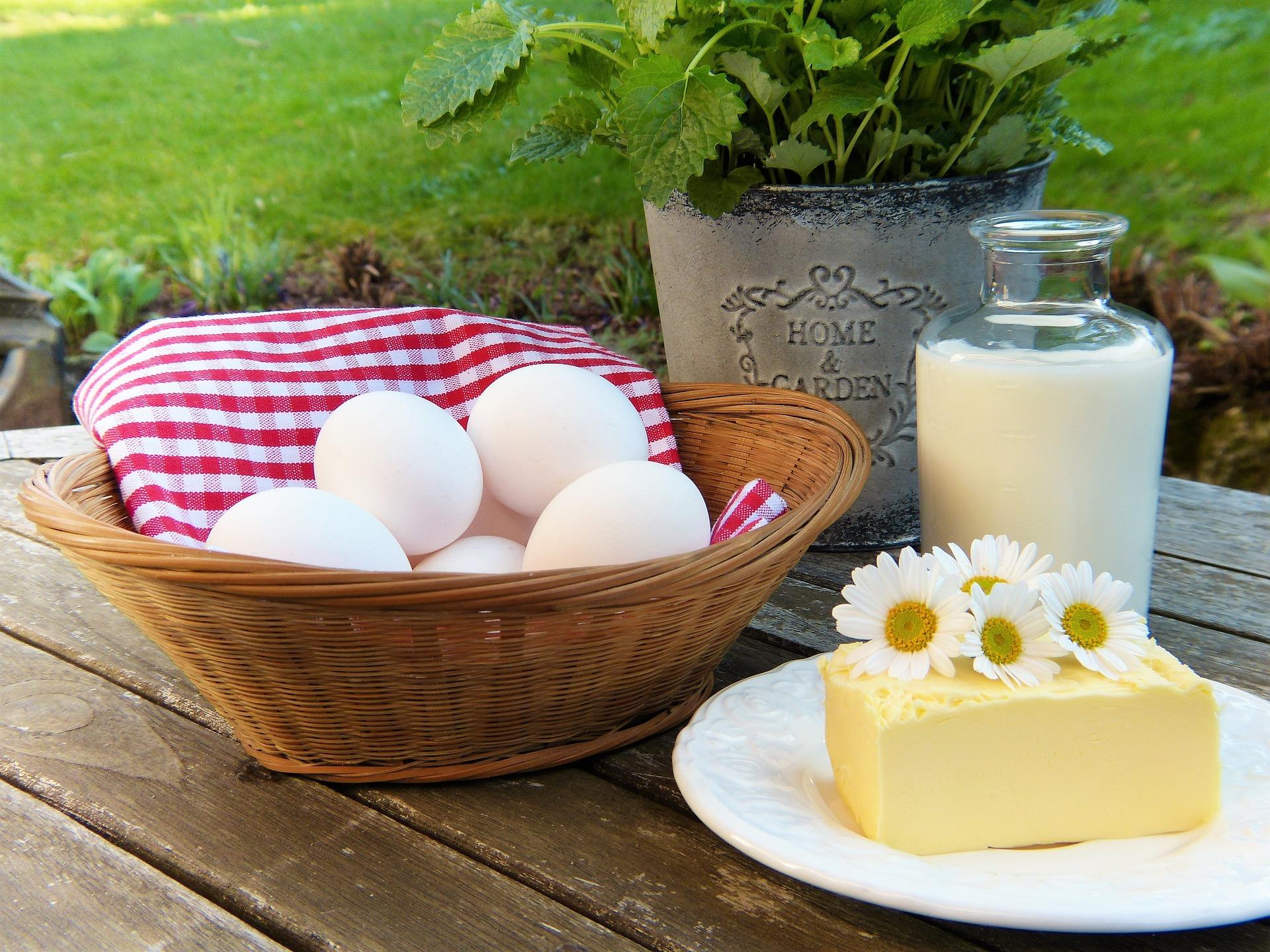 Белково-жировые завтраки