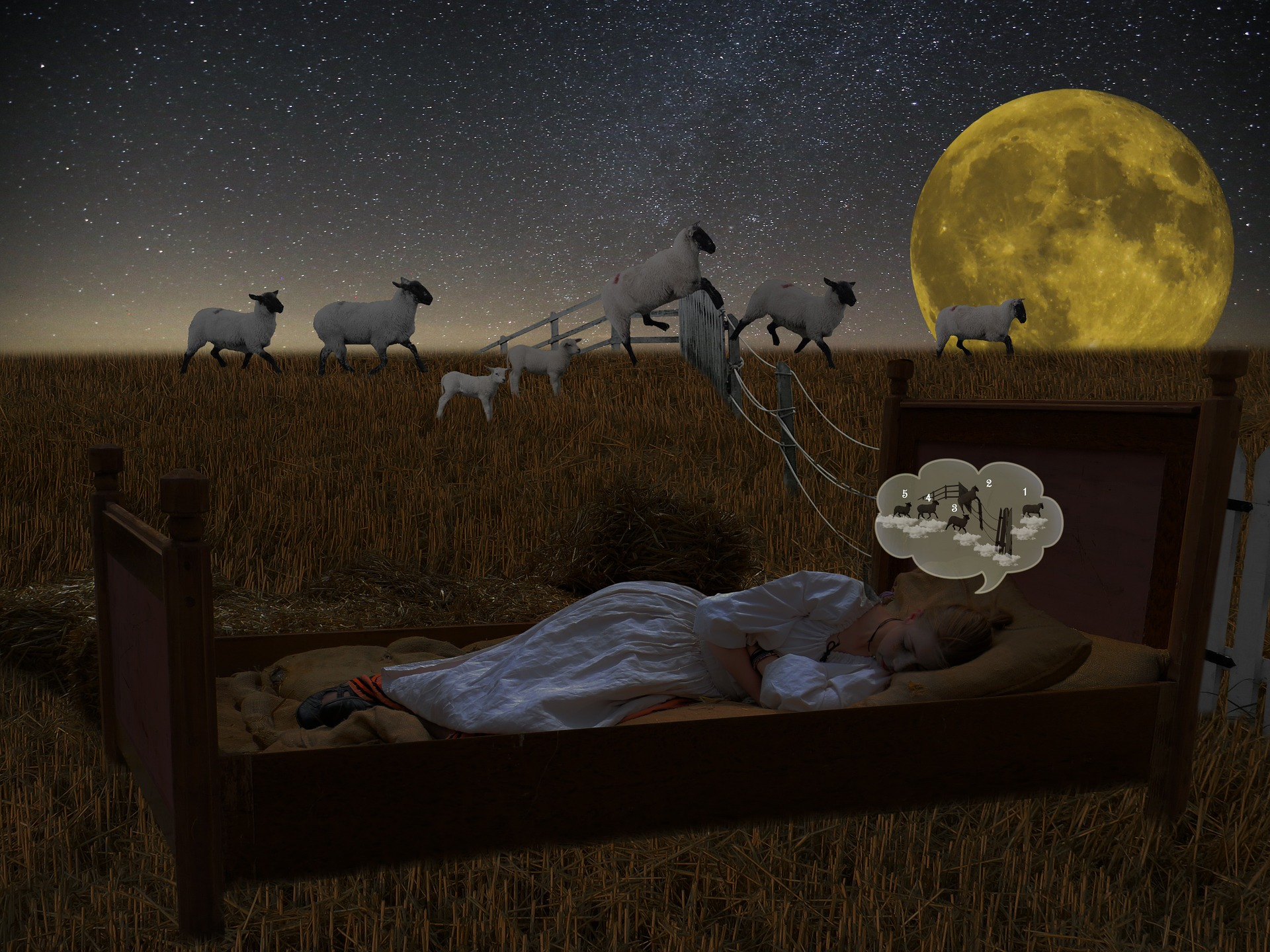 Что есть, чтобы хорошо спать