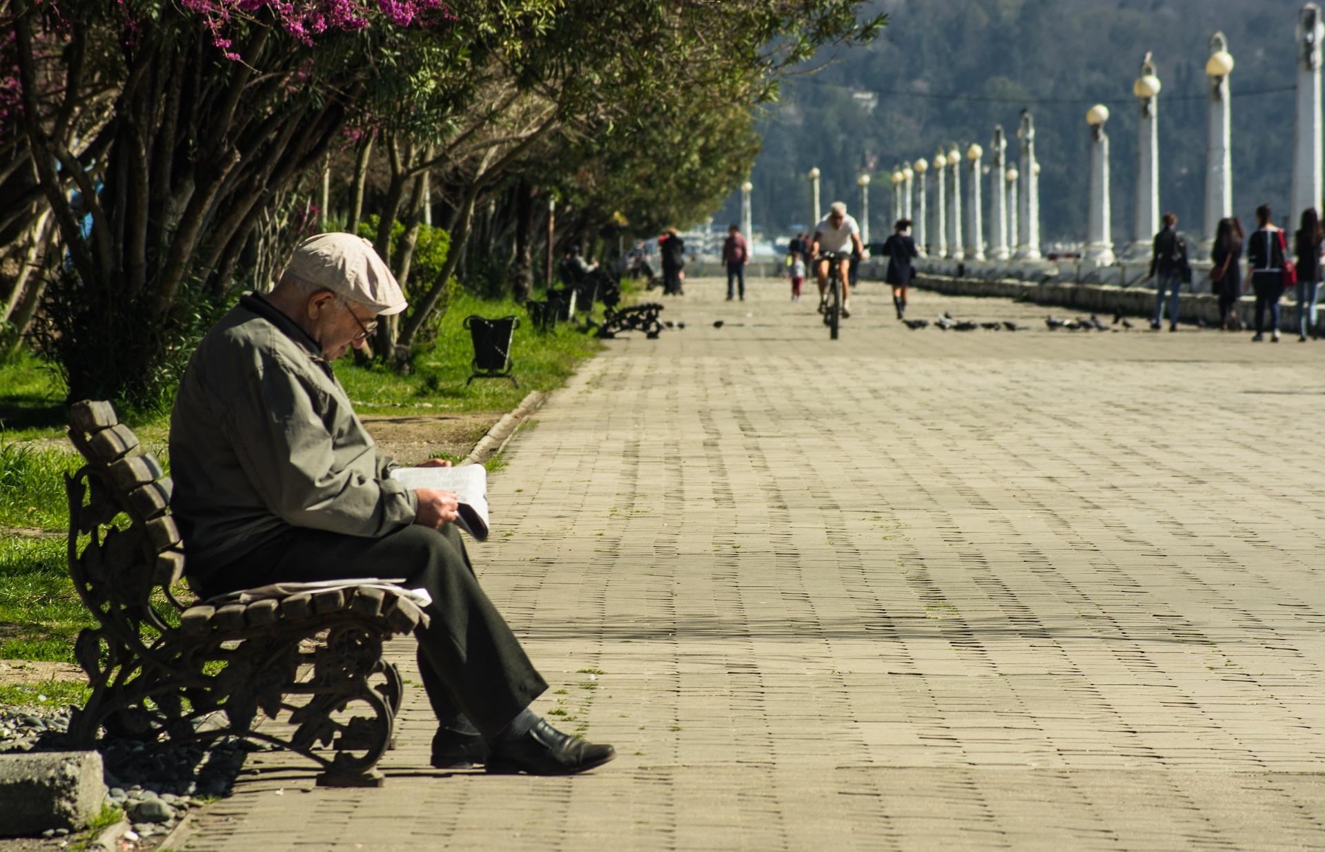 Диета людей за 60