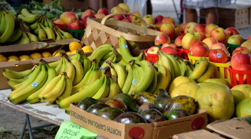 5 порций фруктов и овощей