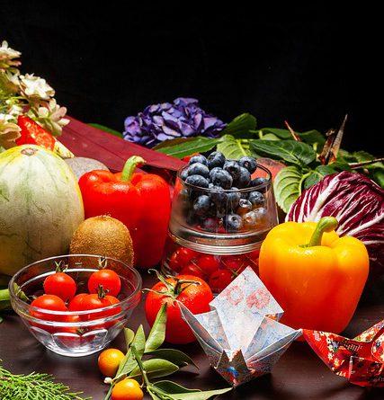 Овощная и фруктовая диета