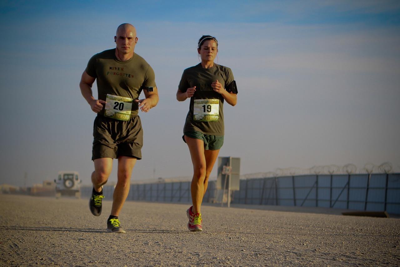 бег для похудения утром и завтрак