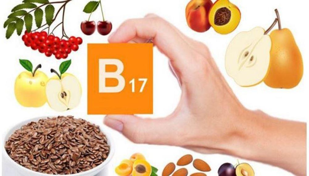 Амигдалин витамин B17