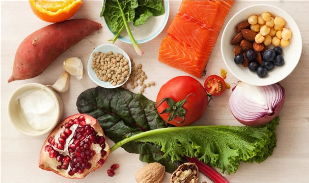 Богатая железом диета при анемии