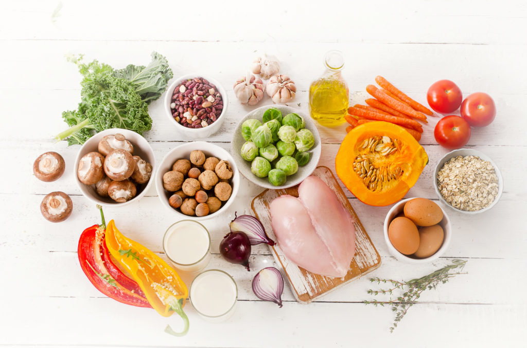 Продукты для правильного питания, чтобы похудеть на 10 кг