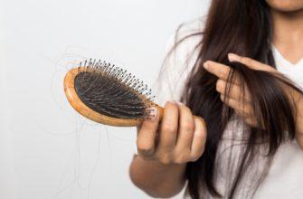 выпадение волос из-за болезни